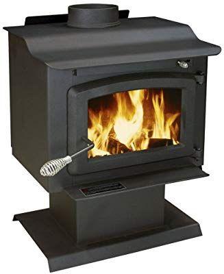 Amazon Com Us Stove Aps1100b Plate Steel Pedestal Heater Home Improvement Wood Pellet Stoves Pellet Stove Stove