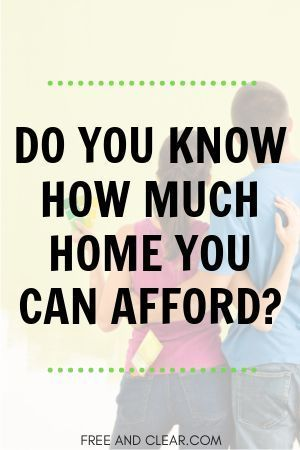 How Much Home Can I Afford In 2020 Mortgage Mortgage Estimator Mortgage Payment