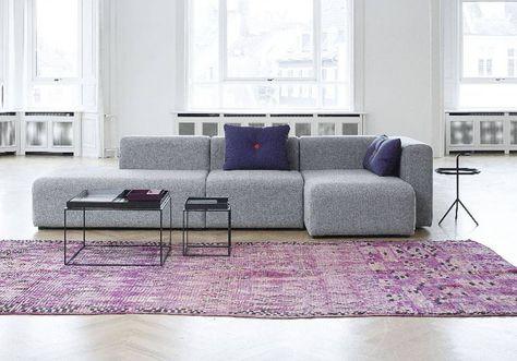 65 Idees Deco Pour Accompagner Un Canape Gris Elle Decoration Deco De Canape Canape Angle Gris Et Canape Gris
