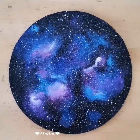 Beautiful Acrylic Painting Video Tutorial   Part 50