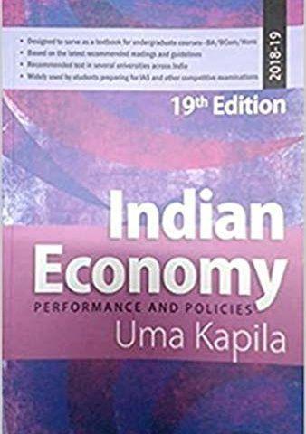 Indian Economy By Uma Kapila Economy Ebook Pdf Ebook