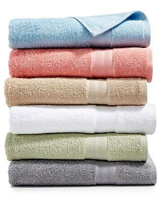 Textured Luxury Cotton Towel Set 6 Pieces 2 Extra Large Bath