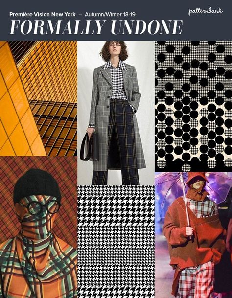 Première Vision New York - Autumn/Winter 18/19 Print & Pattern Trend Round Up | Patternbank #FashionTrendsAutumn