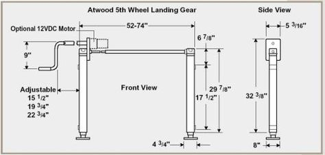 5th Wheel Landing Gear Wiring Diagram : 37 Wiring Diagram