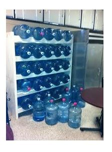 Food Storage for  Dummies  (who are SMART enough read this  sc 1 st  Pinterest & Stackable Long-Term Water u0026 Food Storage Containers - WaterBrickUSA ...