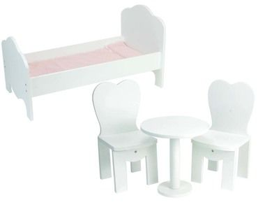 2 Story 18 Doll Play House Furniture Furniture For 18 Dolls Like