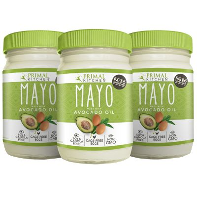 Get a 5-Year Supply of Primal Kitchen™ Mayo for FREE