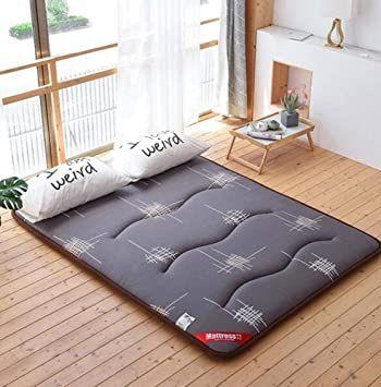 Lq Amp Xl Futon Mattress Twin Bedding Traditional Japanese Sleeping Mat Floor Beds For Apartment Ho In 2020 Japanese Sleeping Mat Mattress On Floor Japanese Futon