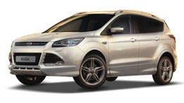 Ford Kuga Model Image Ford Kuga New Cars Ford