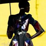 Ajak Deng in Obsession Magazine 6