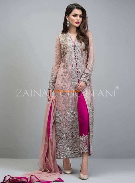Zainab Chottani Light Party Wear And Formal Wear at Retail and whole sale prices at Pakistan's Biggest Replica Online Store