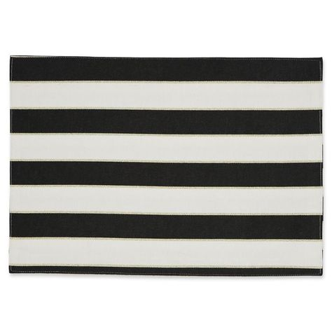 Kate Spade Placemat Bed Bath And Beyond Placemats Linen