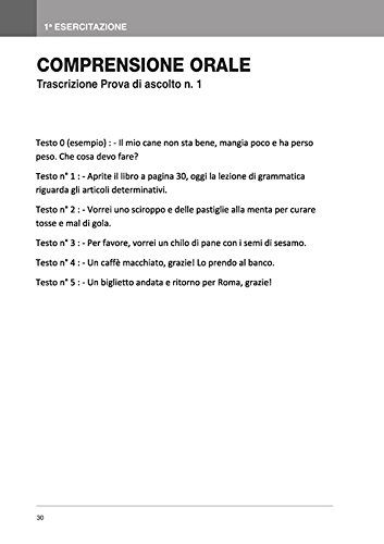 Il nuovo test d\'italiano A2. Suggerimenti ed esercizi per ...