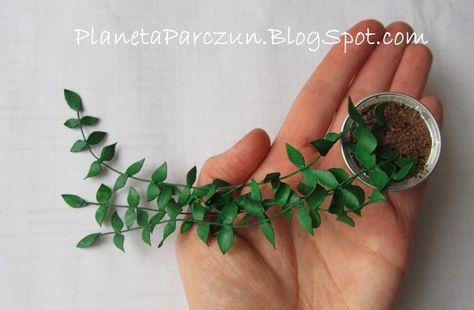 Making plants using plastic - several good tutorials