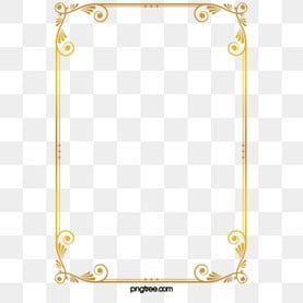 Frame Euporean European Border Png Transparent Clipart Image And Psd File For Free Download Frame Border Design Gold Pattern Frame Clipart