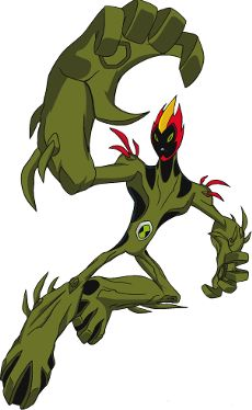 Amina castaing aminacastaing on pinterest ben 10 omniverse characters swampfire swampfire omniverse wiki voltagebd Choice Image