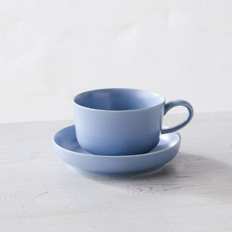 ブルーボトルコーヒー Blue Bottle Coffee アフタヌーン カップ ソーサー セット Yumiko Iihoshi Porcelain For Blue Bottle Coffee ブルーボトル ブルーボトルコーヒー カップ ソーサーセット オンライン コーヒーカップ カップ ソーサー ソーサー