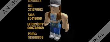 Related Image Girl With Hat Bear Mask Roblox