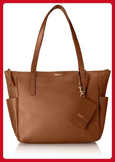 5f42d1477 Relic Piper Tote, Saddle - Shoulder bags (*Amazon Partner-Link)