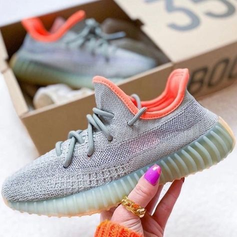 Get a adidas yeezy boost 350 oxfod tan aq2661 For couples        #womenssneakersoutfit #adidassneakers