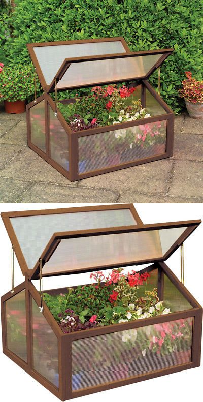 Byzantine 162922 Gardman 2 9 Ft W X 2 11 Ft D Cold Frame Greenhouse Buy It Now Only 91 99 On Ebay By Cold Frame Cold Frame Greenhouse Frames For Sale