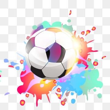 Colorful World Cup Colorful Football Cool World Cup Cool Football Red Blue Gradient Png And Vector With Transparent Background For Free Download In 2020 Soccer World Cup Soccer Backgrounds