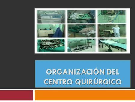Organización Del Centro Quirúrgico Colchón De Agua Tipos De Camas Fundamentos De Enfermería