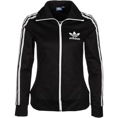 0efcccc2 adidas Originals EUROPA Tracksuit top ($100) ❤ liked on Polyvore featuring  activewear, activewear