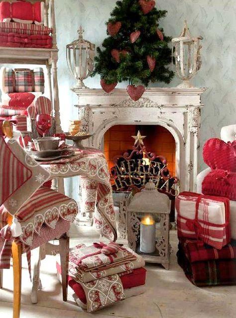 Jolies Decorations Interieures De Noel Decoration Rozhdestvo
