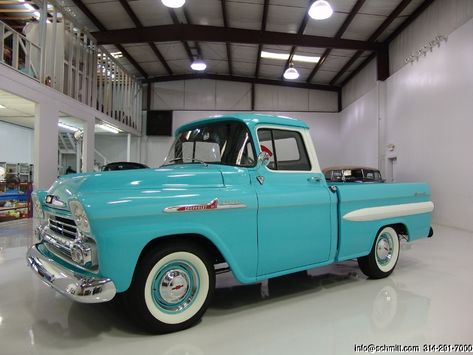 1958 Chevrolet Apache Pickup Visit Schmitt For More