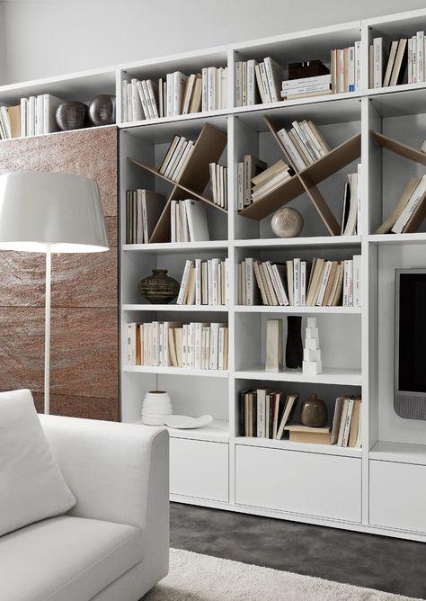 28 Besten Pari U0026 Dispari Bookcase Bilder Auf Pinterest | Modernes  Bücherregal, Wohnzimmer Ideen Und Moderner Bücherständer