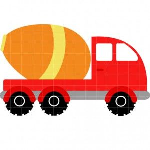 Cement Truck And Lots Of Clip Art Cement Truck Toy Car Wooden Toy Car