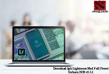 Download Apk Lightroom Mod Full Preset Terbaru 2020