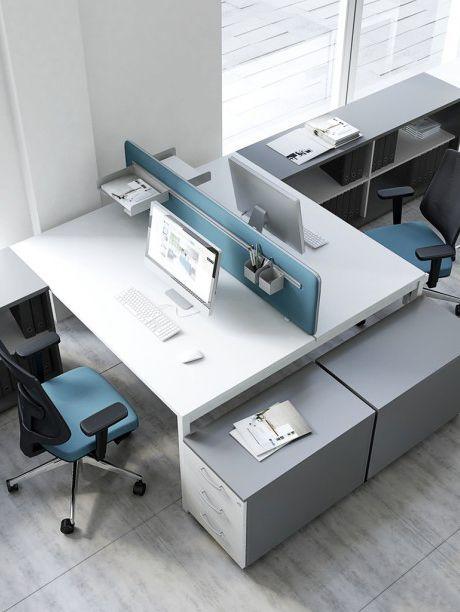 Buro Schreibtisch Oppen Y Quadratfuss Buro