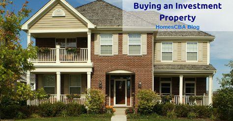 Investment property interest rates cba