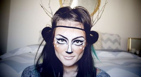 Photo of 6 Impressive Halloween Costumes That Just Use Makeup