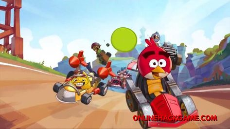 Angry Birds Go Hack Cheats Unlimited Gems With Images Angry