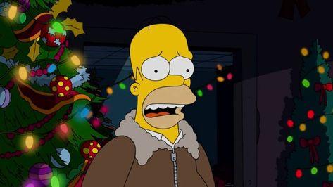 Resultado de imagen para the simpsons i won't be home for christmas