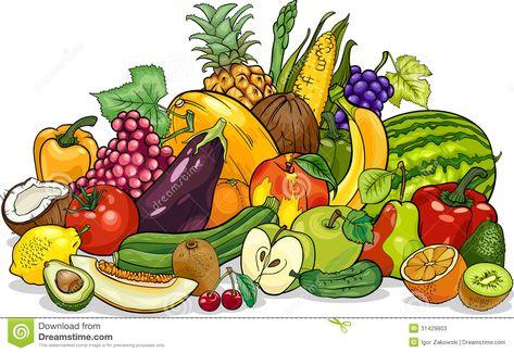 Vegetables Stock Illustrations Vectors Amp Clipart 22 542