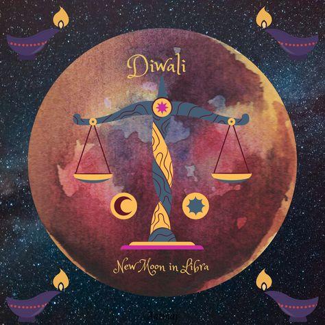 New Moon in Libra Shani Amavasya Swati Nakashtra #diwali #diwali2020 #newmoonritual