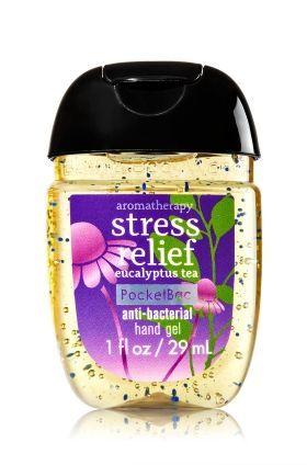 Stress Relief Eucalyptus Spearmint Hand Soap Aromatherapy