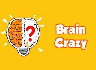 Kunci Jawaban Brain Crazy Level 1 150 Lengkap Latihan Otak Game Teka Teki