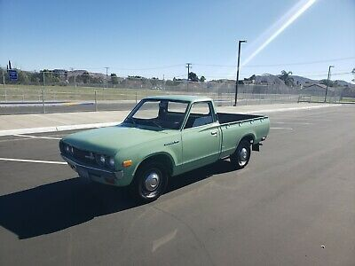 For Sale 1973 Datsun Pickup 1973 Datsun 620 Classic Pickup And Is In Perfect Original Condition Rare Model Classiccar Cl In 2020 Datsun Pickup Datsun Classic Cars