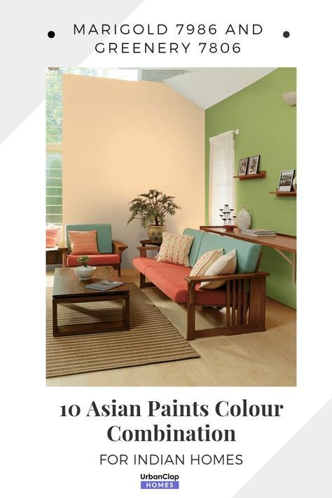 These Are Our Favourite 10 Asian Paints Colour Combination For Your Indian Home Check Th Room Color Combination Bedroom Color Combination Asian Paints Colours