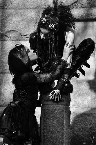 dating gothic