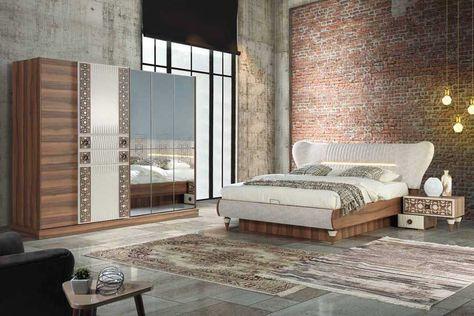 Yatak Odalari Bedroom Furniture Design Modern Bedroom Interior Bedroom Bed Design