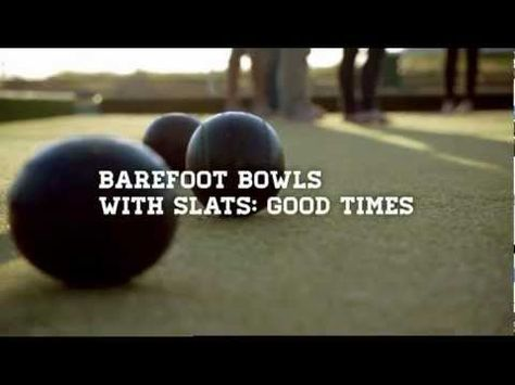The Madden Brothers give bowls a try in KFC's - Barefoot Bowls with Slats: Good Times