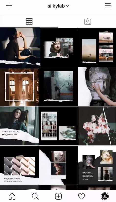 Storytelling Through Photography. Instagram Template. Editable Instagram Template. Canva Template.