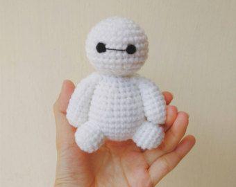 Tsum Tsum Amigurumi Pattern Free : Amigurumi baymax free crochet pattern tutorial crochet ideas