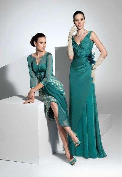 Vestidos Para Madrinas De Boda Fotos De Diseños Modelos